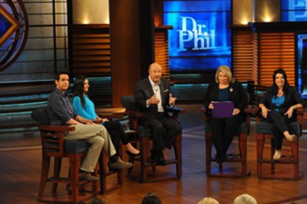 The Dr. Phil Experience | Dougall Fraser  Dr Phil Show Set