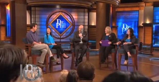Dougall Fraser on the Dr. Phil Show