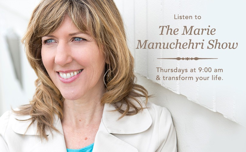Marie Manuchehri Show May 4th at 9:00am PST