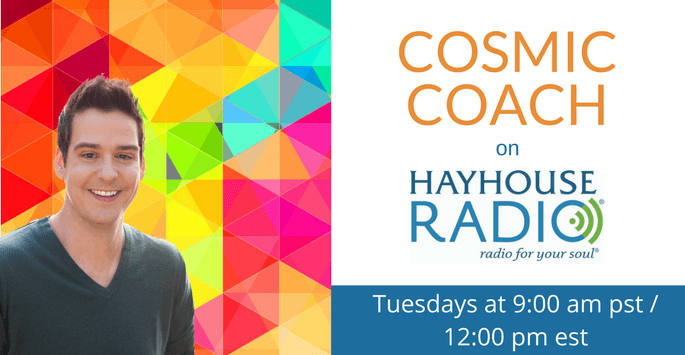 Cosmic Coach on Hay House Radio